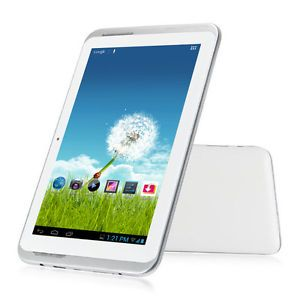 "3G 7"" Sanei Android 4 0 Tablet Phone Qualcomm CPU Dual Core Camera Bluetooth GPS"