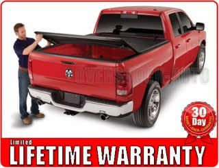 Tri Fold Tonneau Cover 2002 2012 Dodge RAM Truck 8ft Bed