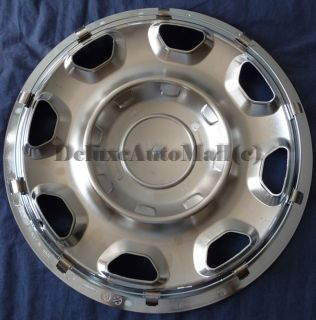 "2010 2011 Ford F150 Chrome Wheel Skins Hubcaps 17"" New"