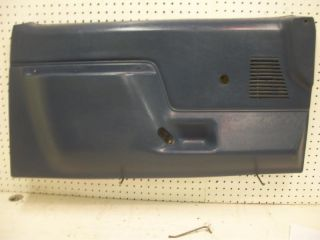 Door Trim Panel Interior Ford Pickup Truck Bronco F150 Driver Side Left LH