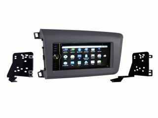 Honda Civic 2012 Android GPS Navigation Stereo Radio Dash Kit w DVD Bluetooth