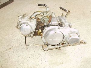 1969 Vintage Honda CT90 Engine Motor Complete Antique Motorcycle Trail Bike
