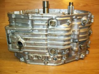 1978 Honda XL250 XL 250 Bottom End Motor Engine
