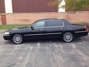 Lincoln Town Car 2011 Executive L