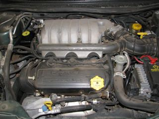1997 Chrysler Sebring Engine Motor 2 5L Vin H 1151906