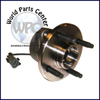 New Front Wheel Bearing Hub Assembly with ABS