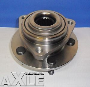 New Front Wheel Hub Bearing Assembly Chrysler Dodge Eagle 5 Stud 3089