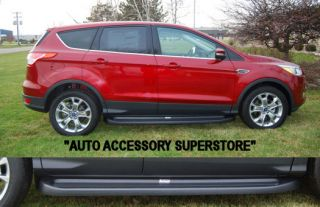 2013 Up Ford Escape Running Boards Ford Dealer Approved Exact Custom Fit
