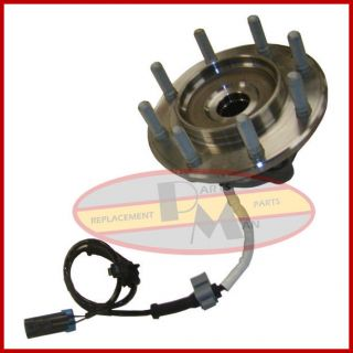 New Front Wheel Bearing Hub Assembly 2x4 Model Rwd