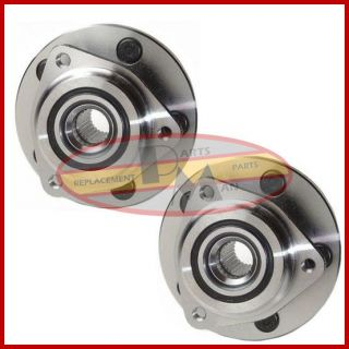 TIMKEN 2 Front Wheel Bearing Hub Jeep Grand Cherokee