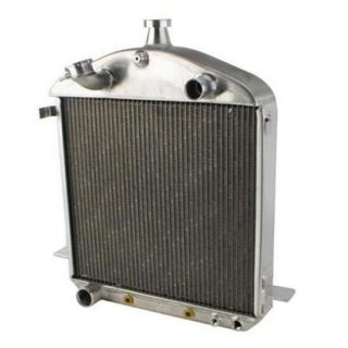 New Griffin 1927 Ford Model T Aluminum Radiator w Oil Cooler SBF Ford Engine