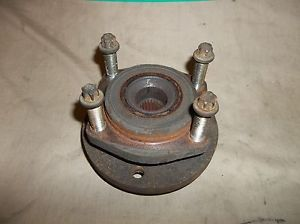 98 00 Volvo S70 V70 Left or Right Front Steering Knuckle Hub Wheel Bearing