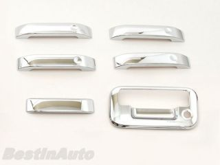 Chrome Door Tailgate Handle Trim 06 07 08 Ford F150