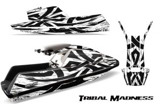 Yamaha Superjet Jet Ski Square Nose Graphics Kit jetski Decals TMW
