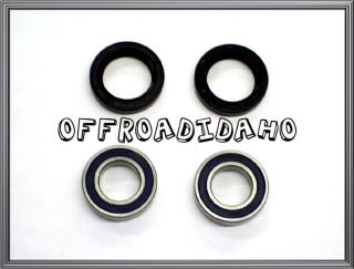 Front Wheel Axle Bearings Kit Yamaha YZ250F 250f 01 02 03 04 05 06 07 08 09 10 F