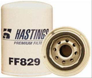 Hastings Filters FF829 Fuel Filter Primary Spin on Integral Post Seal Diesel Ea