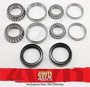 Front Wheel Bearing Set Koyo Patrol GQ Maverick 88