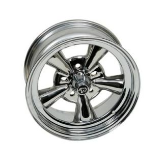 "Wheel Vintiques 23 Series Supreme Steel Chrome Wheel 15""x6"" 5x4 5"""