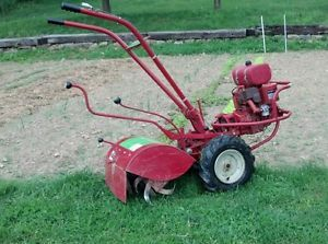 Troy Bilt Horse Tiller 8HP Runs Great Brand New Carburetor