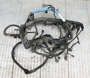 1990 Toyota 4Runner Pickup Truck ECU Engine Wiring Harness 3 0 V6 4x4 MT