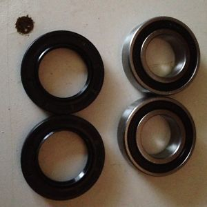 DNA Motocross MX Front Wheel Bearing Kit