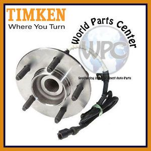 TIMKEN Front Wheel Bearing Hub Assembly 2000 2004 Ford F150 4 Wheel ABS 4x4