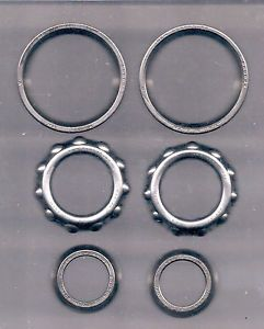 1929 1940 Chevrolet Pontiac Oldsmobile Buick Front Wheel Bearing Pair