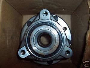 Hub Front Wheel Bearing Assembly GM FWD 4x4 7466907
