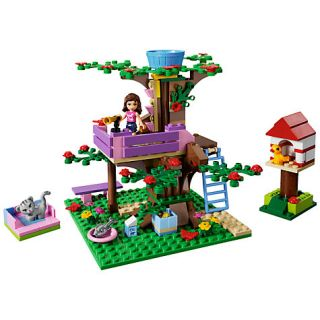 LEGO Friends Olivias Tree House Set