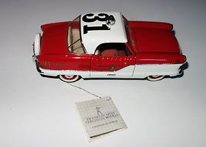 1956 Nash Metropolitan Diecast 1 24 Franklin Mint Metro Fire Chief