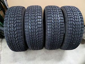 Firestone Winterforce 205 60R16 Winter Snow Tires Set