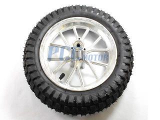47cc 49cc 50cc Mini Pocket Dirt Bike Rear Wheel DB49 Rear Wheel H