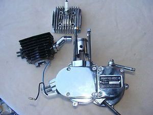 New Chromed Custom Starfire Gen II A Motorized Bicycle Engine Motor Parts