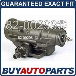 Saginaw Power Steering Gearbox Gear Box for GM Chevy Dodge Full Size Truck SUV