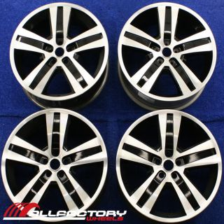 "Dodge Nitro 20"" 2010 10 2011 11 2012 12 Factory Wheels Rims Set Four 2429"
