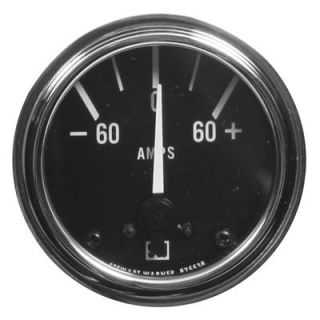 Stewart Warner Gauges Deluxe