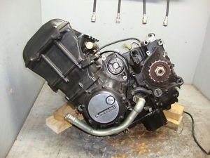 96 Kawasaki ZX1100 ZX1100D Engine Motor 14 700 Miles Videos Inside 202 24