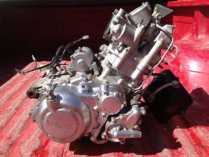 2009 Yamaha Raptor 700R Engine Motor and Harness