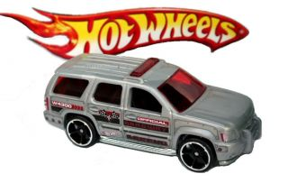 Hot Wheels Race Rods 2007 Chevrolet Tahoe Exclusive