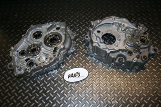 2004 Yamaha Raptor 660 Crank Cases Bottom End with Bearings
