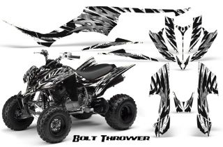 Yamaha Raptor 350 Graphics Kit Creatorx Decals Stickers BTWB