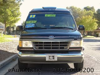 High Top Conversion Van Xtra Low Miles Must See Live youtube Video 200 Pic