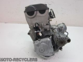 09 RMZ450 RMZ 450 Engine Complete Engine Motor Nice 39