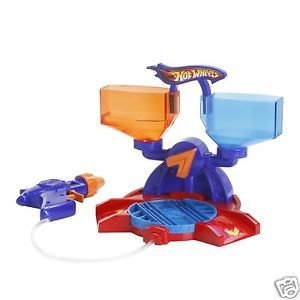 Hot Wheels Color Shifters Switch Spray Playset