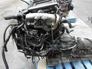 Isuzu Trooper 4JG2 Turbo Diesel Engine 3 1L Fr Bighorn 4GJ2 Engine Isuzu Diesel
