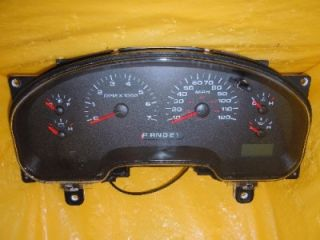 04 05 Ford F150 Pickup Speedometer Instrument Cluster Dash Panel Gauges 124 701