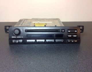 BMW E46 Business CD53 in Dash Radio CD Player Alpine 2002 January 325 328 330 M3