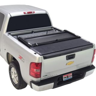 769601 Truxedo Deuce Tonneau Cover Ford Superduty 8' Bed 2008 2014