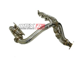 OBX Exhaust Header Manifold 95 96 97 98 99 00 01 Toyota T 100 3 4L 6 Cyl