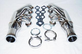 LS1 LS6 LSX Up Forward Turbo Headers Manifolds Header Manifold GM V8 Chevrolet